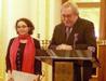 Türk profesöre Chevalier des Palmes Académiques nişanı