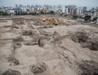 Peru'da piramit mezarlık bulundu