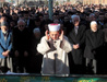 Fehim Adak Ankara'da son yolculuğuna uğurlandı