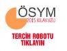 Tercih robotu - LYS puanı ile 4 yıllık bölümler
