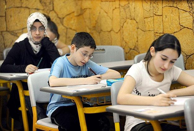 8. sınıf merkezi sınav saatlerine yeni ayar!