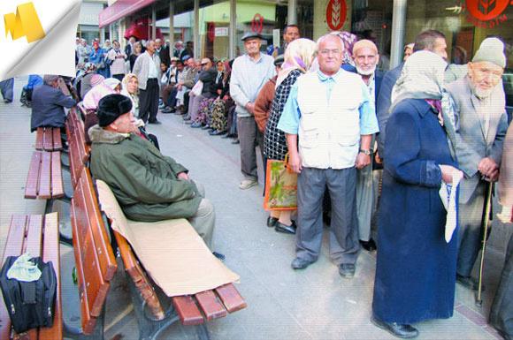 Emeklilik yaşa takılanlara 5 Nisan müjdeleri