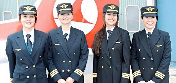 Bu programı bitirene pilotluk garanti!