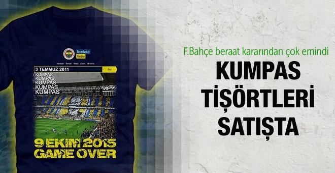Fenerbahçe'den 'Kumpas' ürünü