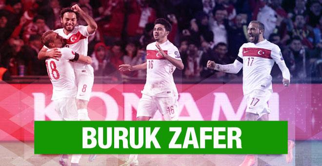 Türkiye Çek Cumhuriyeti maçı son dakika dakika canlı anlatımı