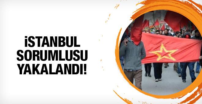 DHKP-C'nin  İstanbul sorumlusu yakalandı!