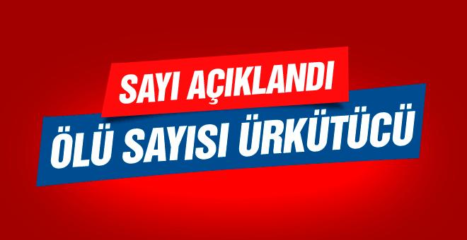 Ankara patlama ölü sayısı kaç ürküten rakam
