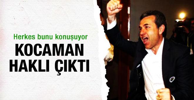 Aykut Kocaman'ın o sözleri gerçek oldu!