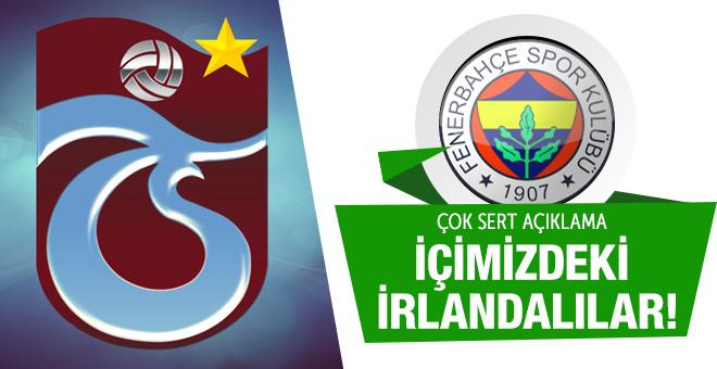 Trabzonspor'dan çok sert 'şike' açıklaması!