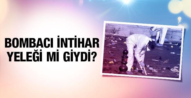 Ankara'da patlama saldırgan intihar yeleği mi giydi?