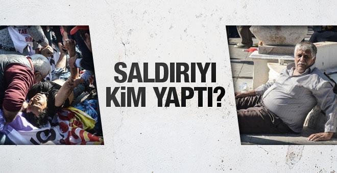 Ankara patlaması saldırıyı kim yaptı?