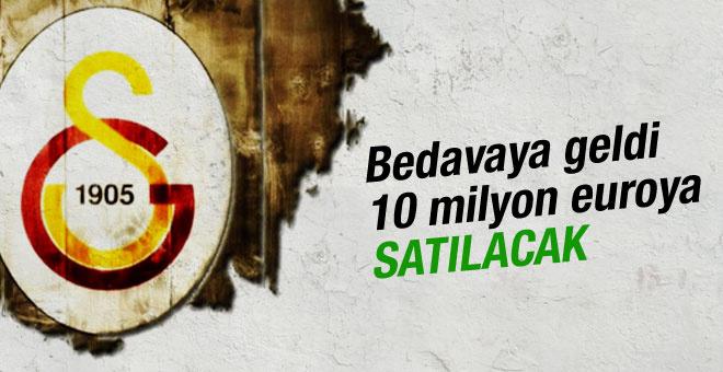 Bedavaya geldi 10 milyon euroya satılacak