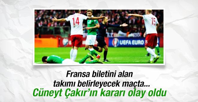 Cüneyt Çakır'ın kararı olay oldu!