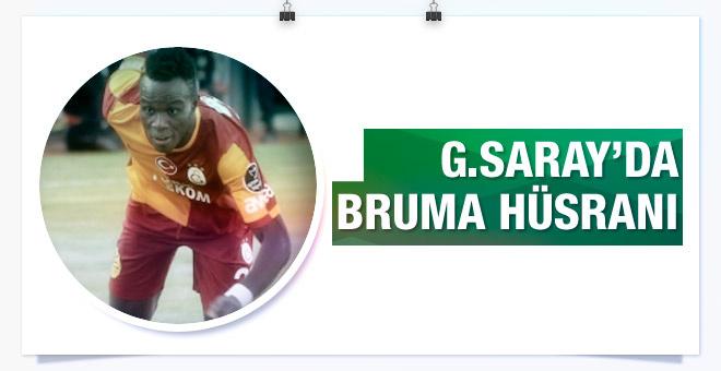 Bruma'nın kariyeri yerle bir oldu!