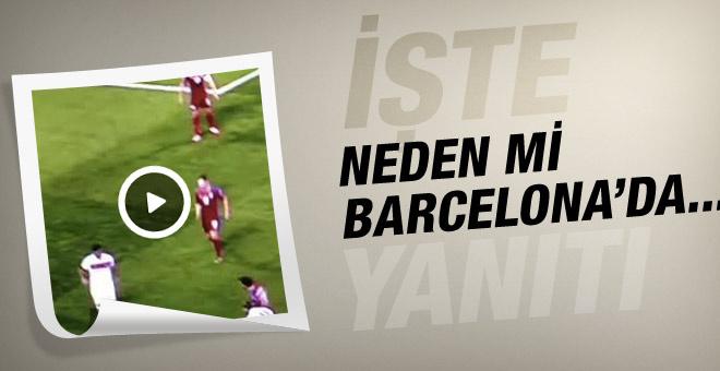'Arda neden Barcelona'da?' diyenlere yanıt...