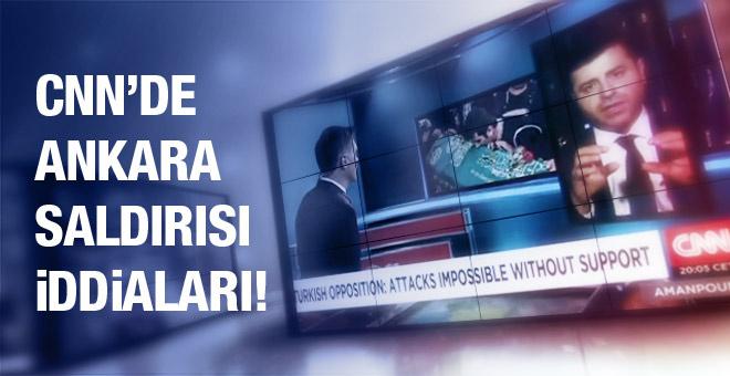 Demirtaş'tan CNN'de Ankara saldırısı için flaş açıklama