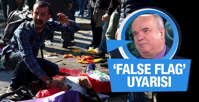 Ankara patlaması sonrası 'false flag' uyarısı