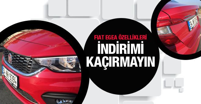 Fiat Egea özellikleri satış fiyatı ve kampanyaları