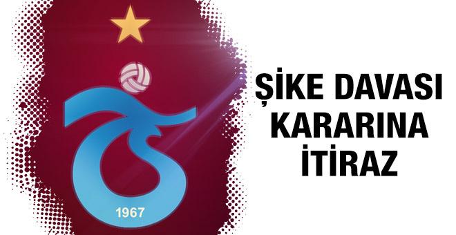 Trabzonspor şike davası kararına itiraz etti!