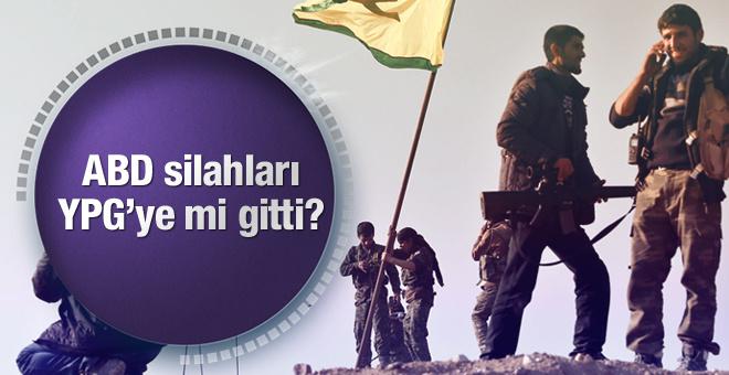 ABD'nin silahları YPG'ye mi gitti?