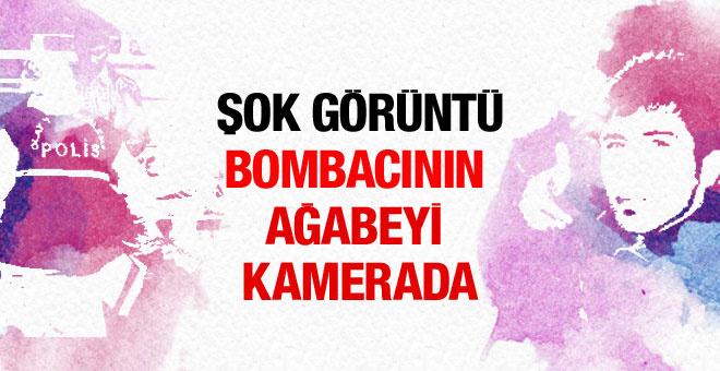 Ankara'daki saldırıda şok görüntü! Bombacının ağabeyi...