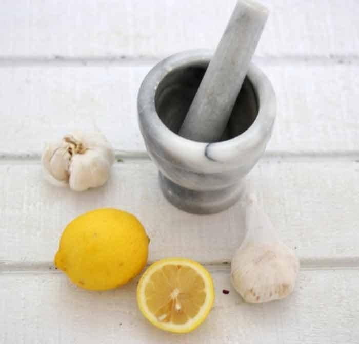Yüzde yüz kanıtlanmış limon sarımsak mucizesi!