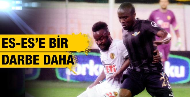 Eskişehirspor'a bir darbe de Akhisar'dan geldi