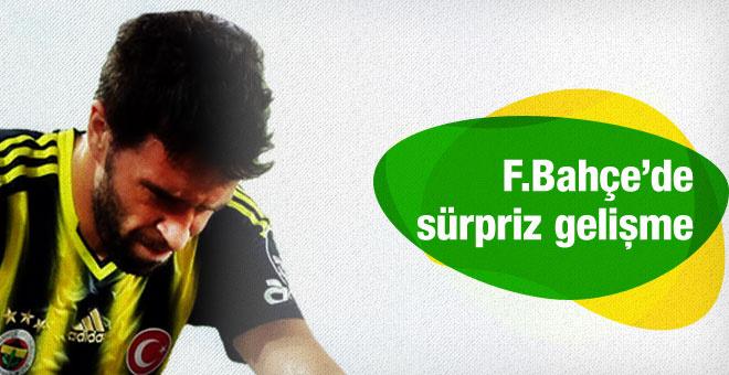 Fenerbahçe'de Gökhan Gönül sürprizi