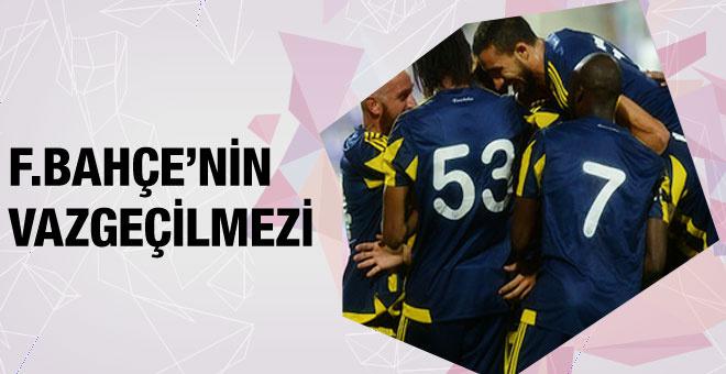 Fenerbahçe'de Nani teknik direktör Pereira'nın vazgeçilmezi oldu