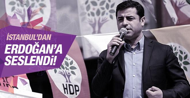 Demirtaş: HDP'ye oy veren Kürtleri de Allah yaratmadı mı?