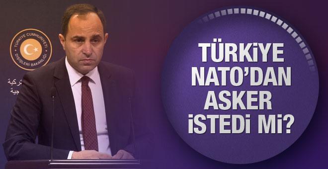 Dışişleri'nden flaş Rusya ve NATO açıklaması