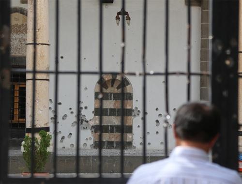 PKK nedeniyle camiler ibadete kapatıldı