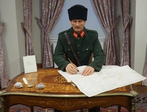 Atatürk Müzesi yeniden ziyarete açıldı