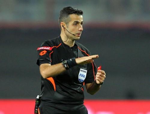 UEFA'dan Türk hakem Ali Palabıyık'a görev