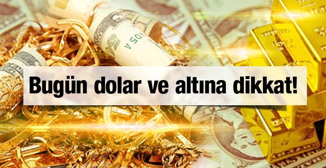 Dolar kuru ve çeyrek altın fiyatları 17 Kasım Salı son durumu