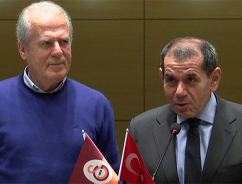 Galatasaray'ın yeni hocası Mustafa Denizli oldu