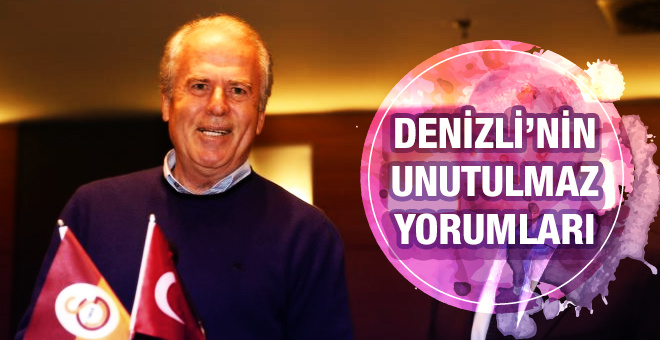 Yorumcu Mustafa Denizli'den inciler
