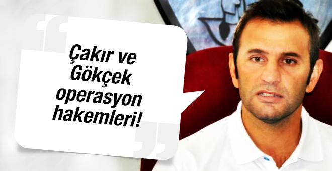 Okan Buruk'tan 'bize operasyon yapıldı' iddiası