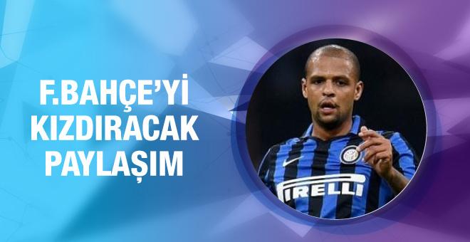 Melo'dan Fenerbahçelileri çıldırtacak gönderme