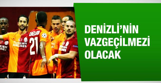 Mustafa Denizli ondan vazgeçmeyecek