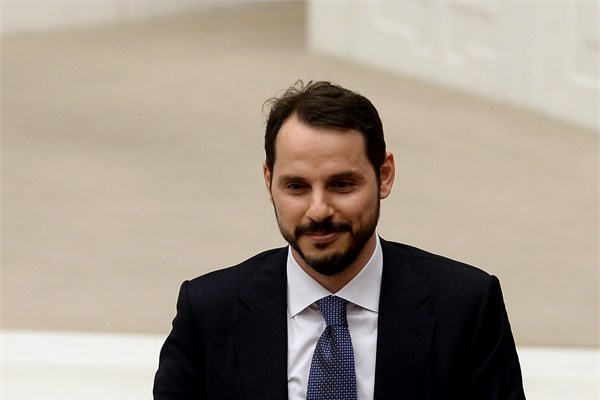 Berat Albayrak, Turkey and ISIS Oil, Wikileaks