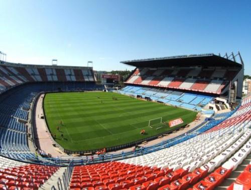 Atletico - Galatasaray maçında olağanüstü önlemler
