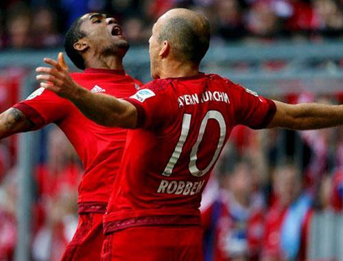 Bayern Münih'ten 4'lük tarife!