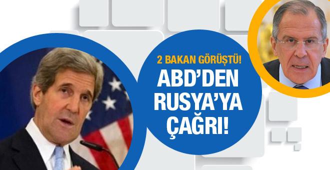 ABD'den Rusya'ya Türkiye çağrısı!