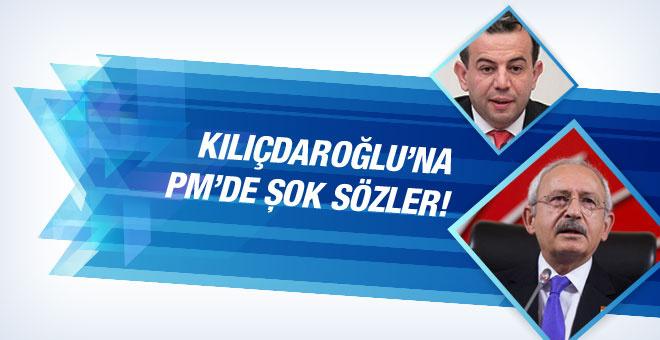 CHP'de Kılıçdaroğlu'na olay sözler!