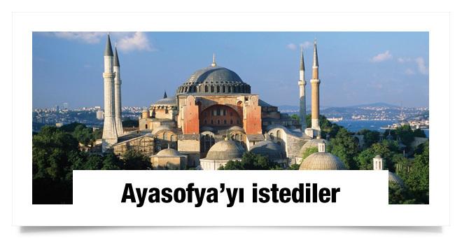 Rus milletvekili Ayasofya'yı istedi