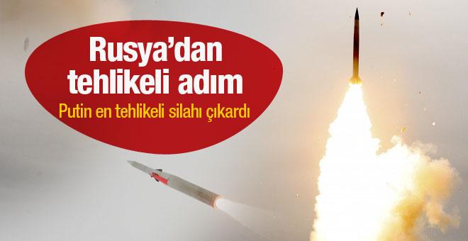 Putin S400'leri çıkardı Türkiye'yi yerle bir edebilir