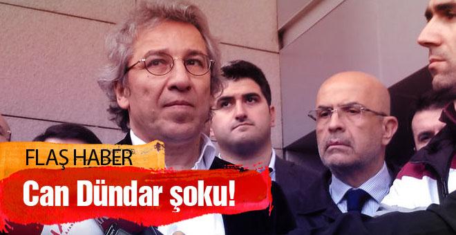 Can Dündar'a şok tutuklama talebi