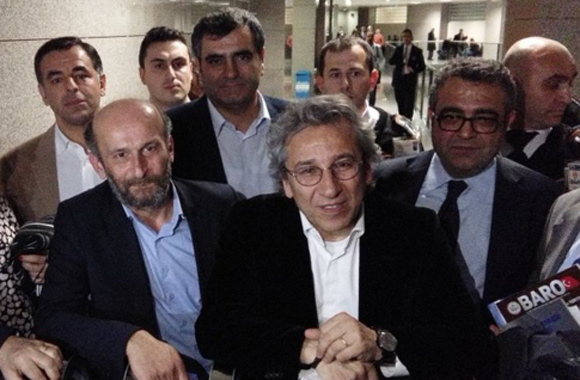 Twitter'da Can Dündar ve Erdem Gül isyanı!