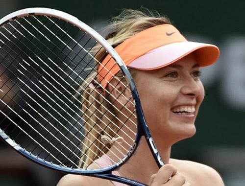 Maria Sharapova'dan Putin'e destek